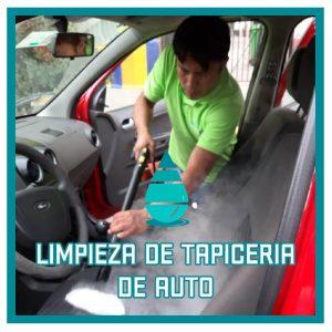 Tapicería de auto