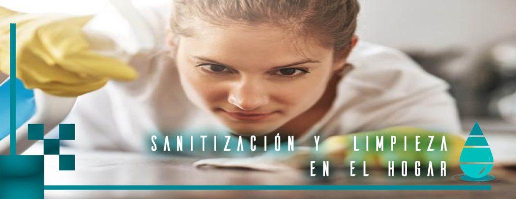 Servicio de sanitización del hogar